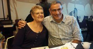 shalom & Debbie